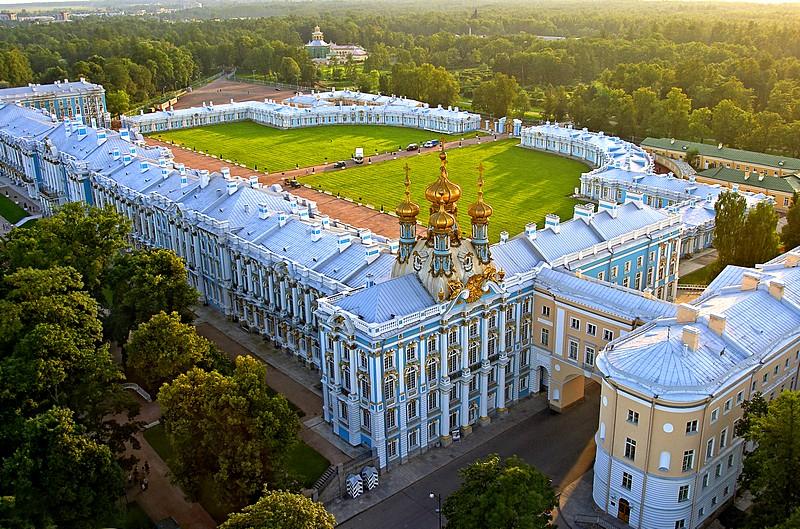 Tsarskoe Selo (Pushkin)