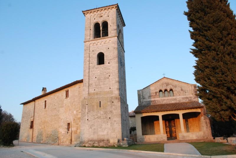 Abbazia di San Faustino – San Faustino Abbey