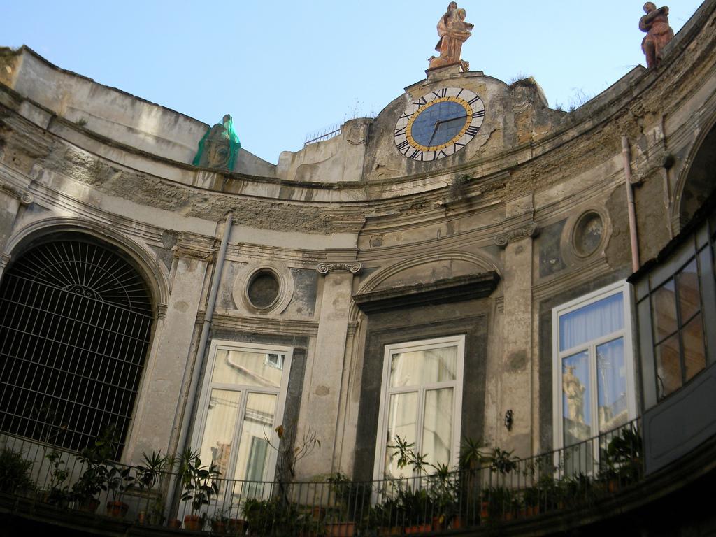 Palazzo Spinelli di Laurino: arte, storia e naturalmente fantasmi