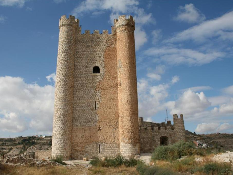 Castle of Alcalá del Júca