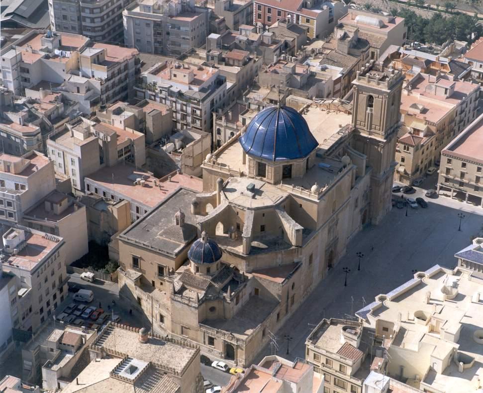 Basilica of Santa María