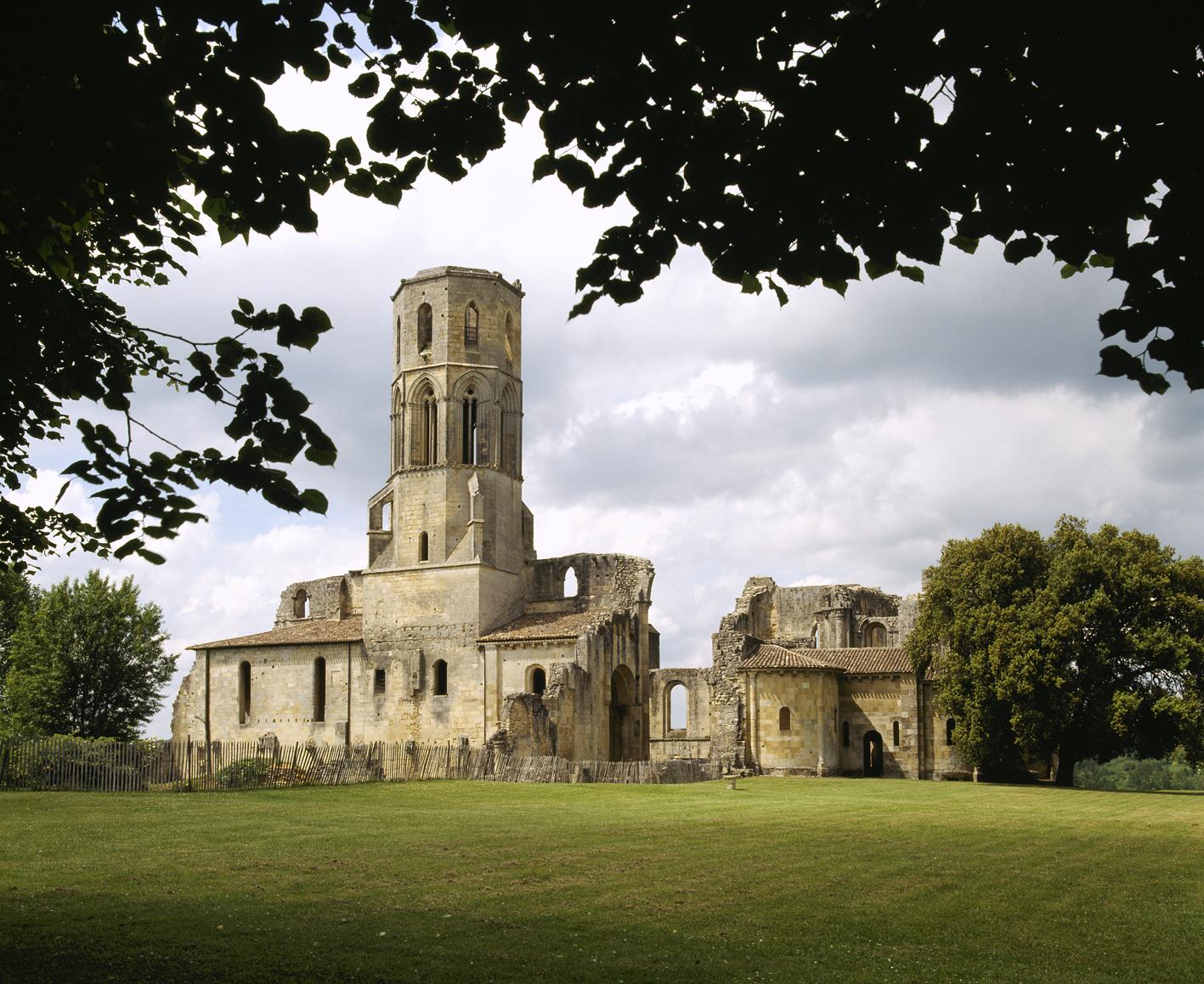 Abbey de la Sauve Majeure