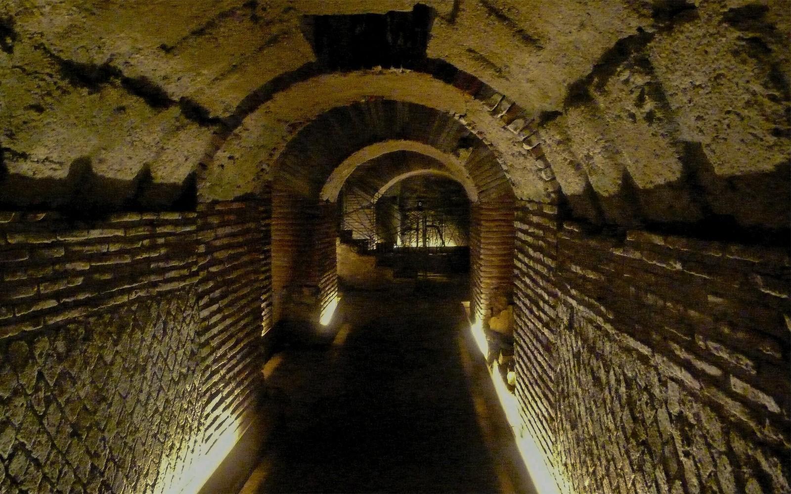 Napoli Sotterranea (Naples Underground)