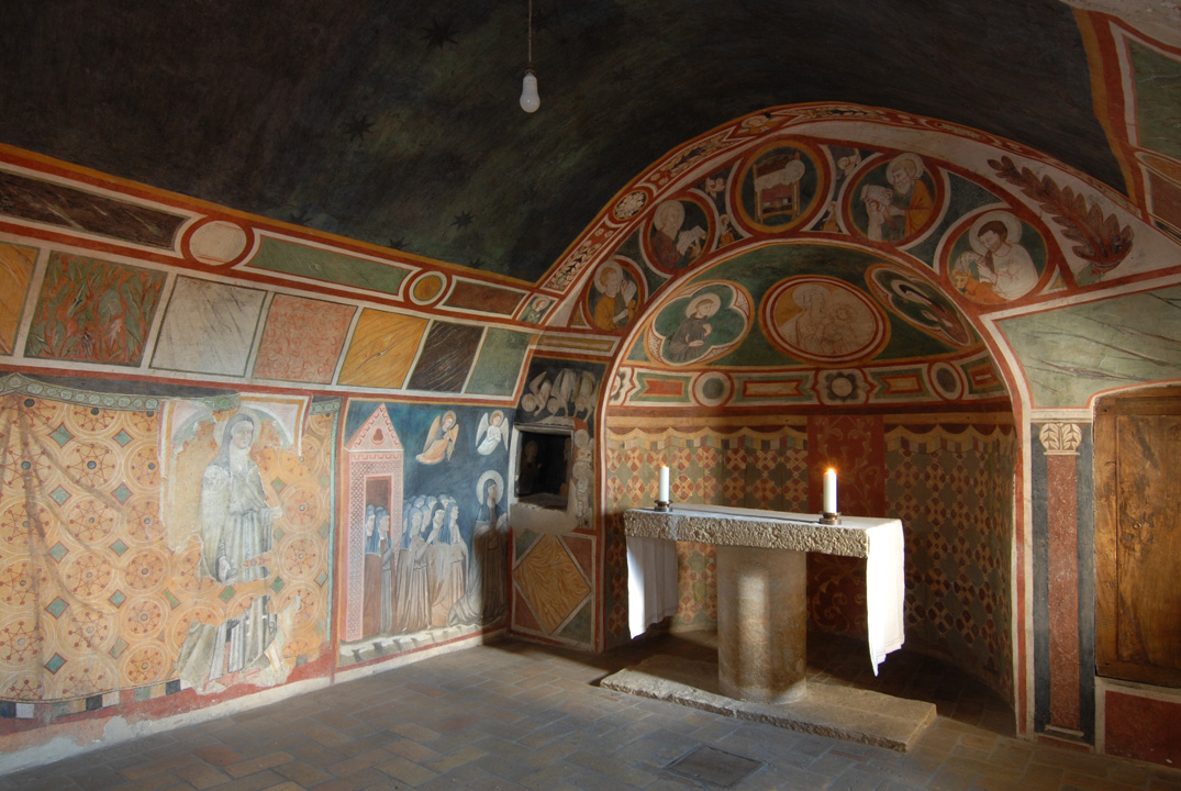 San Damiano -  UNESCO World Heritage Site
