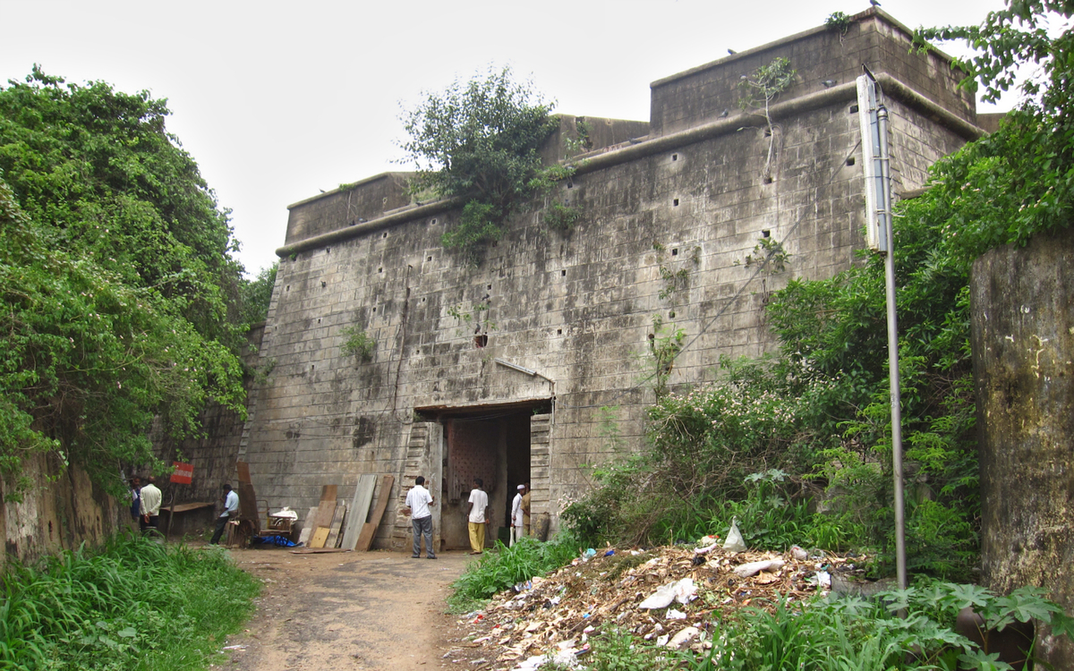 mumbai-fort-st-george-secret-world