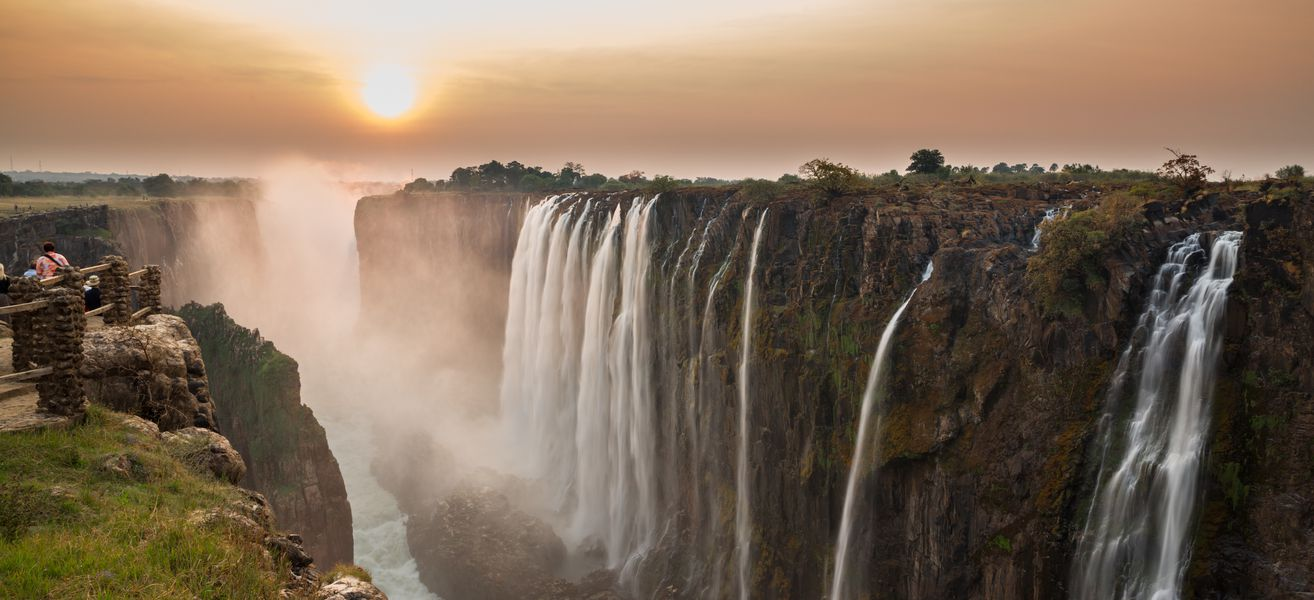La magia delle Victoria Falls