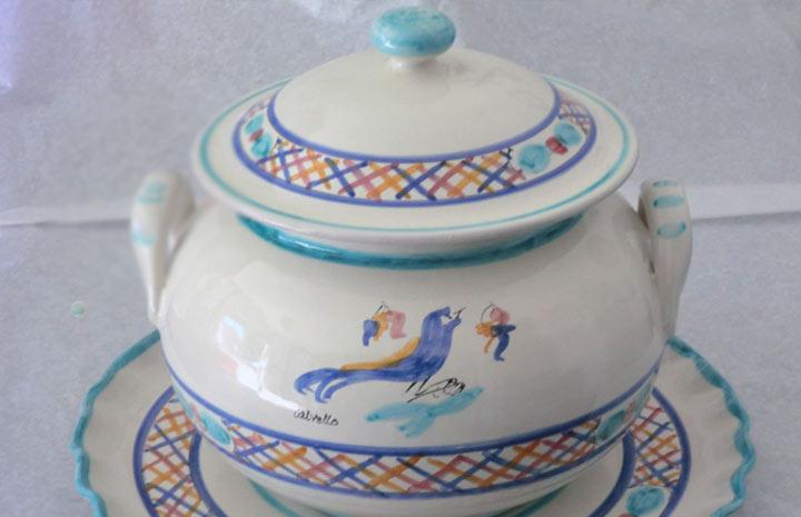 Calvello e la ceramica