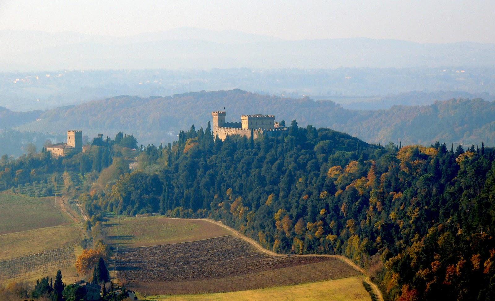 Il Castello di Strozzavolpe e le sue leggende