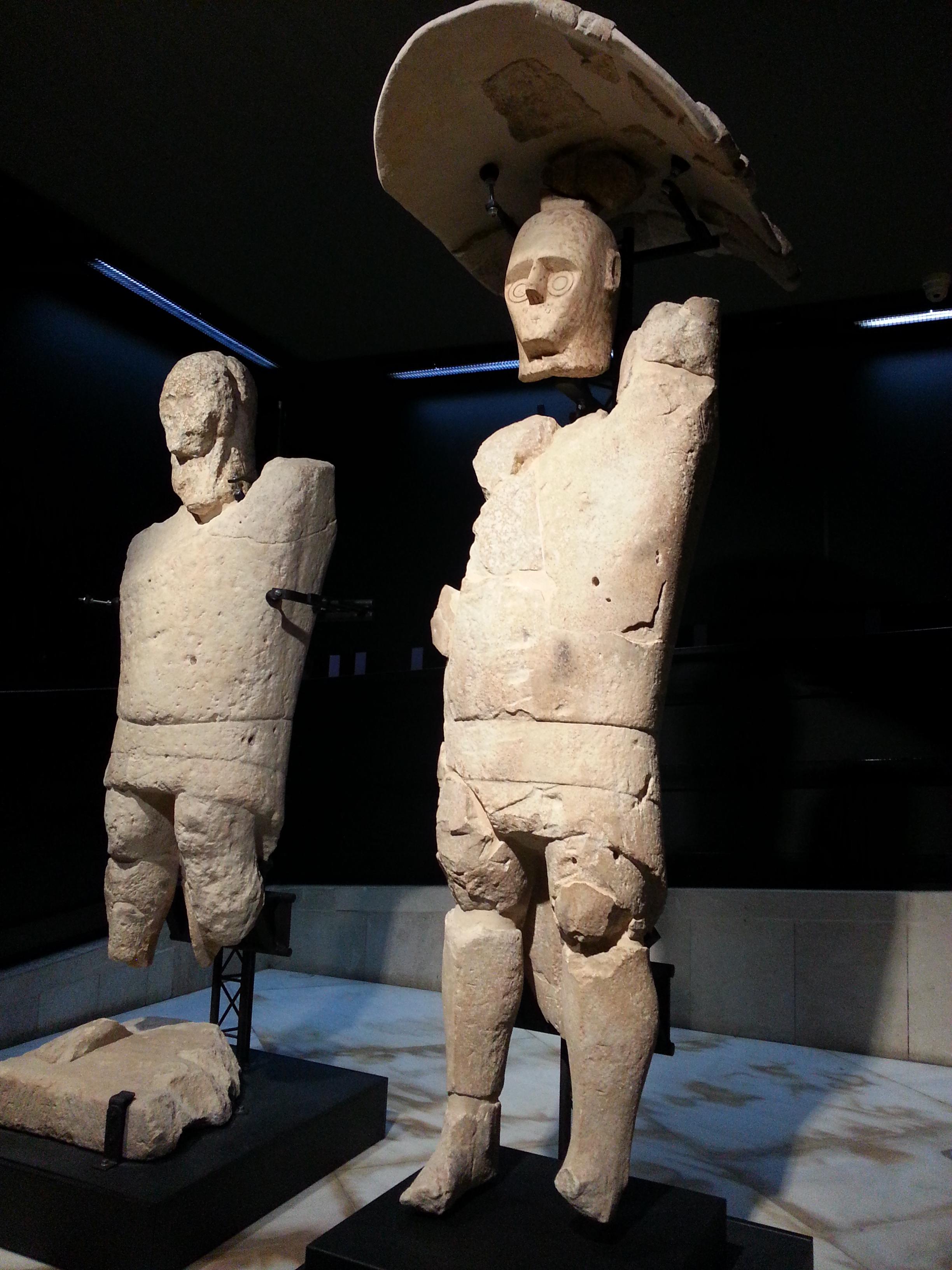 Necropoli di Mont'e Prama