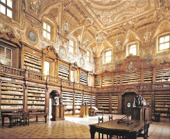 Biblioteca dei Girolamini - Napoli... - Secret World