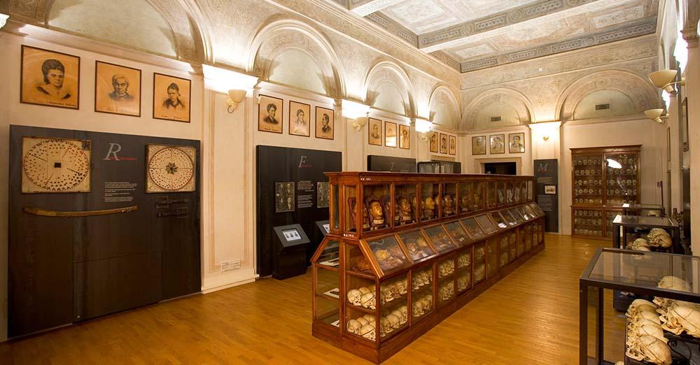 Museo di Antropologia Criminale Lombroso