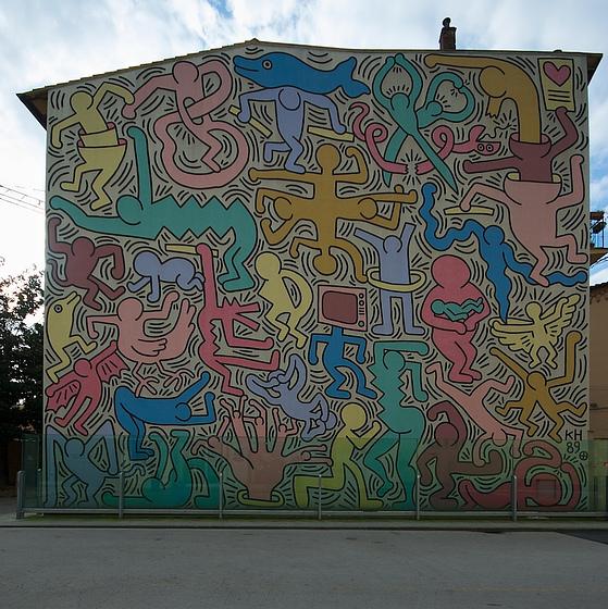 tuttomondo-un-murales-di-keith-haring