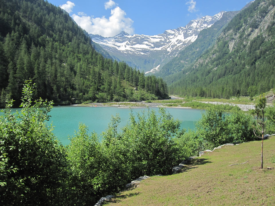 Lago delle Fate e Crocette