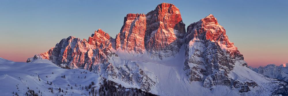 Monte Pelmo..il Trono di Dio
