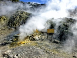 Solfatara... - Secret World