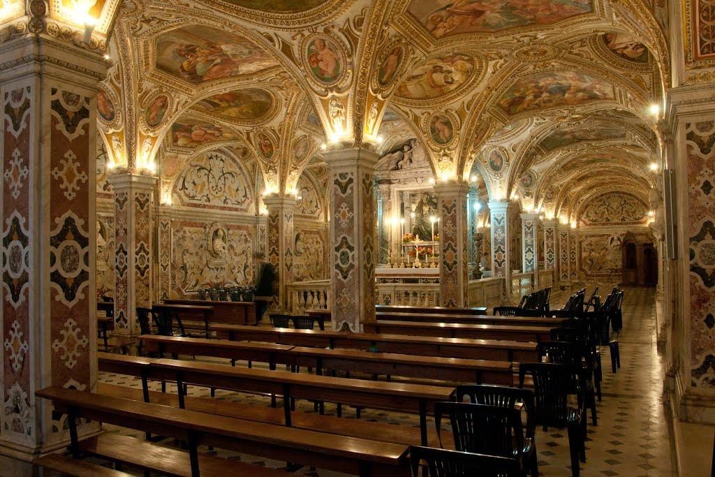 Cattedrale di Salerno e la sua bellissima cripta