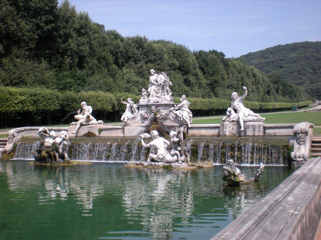 Fontana di Cerere