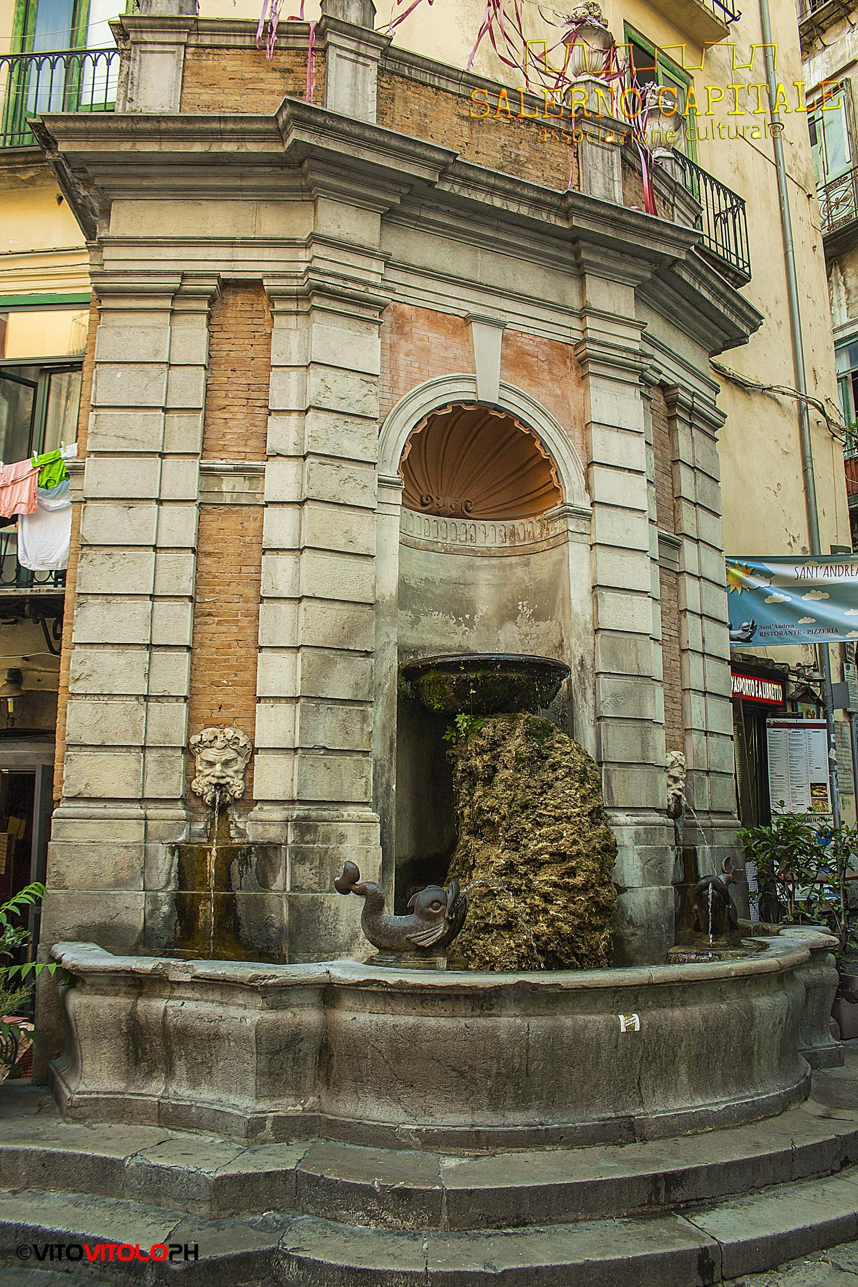 Fontana dei Pesci