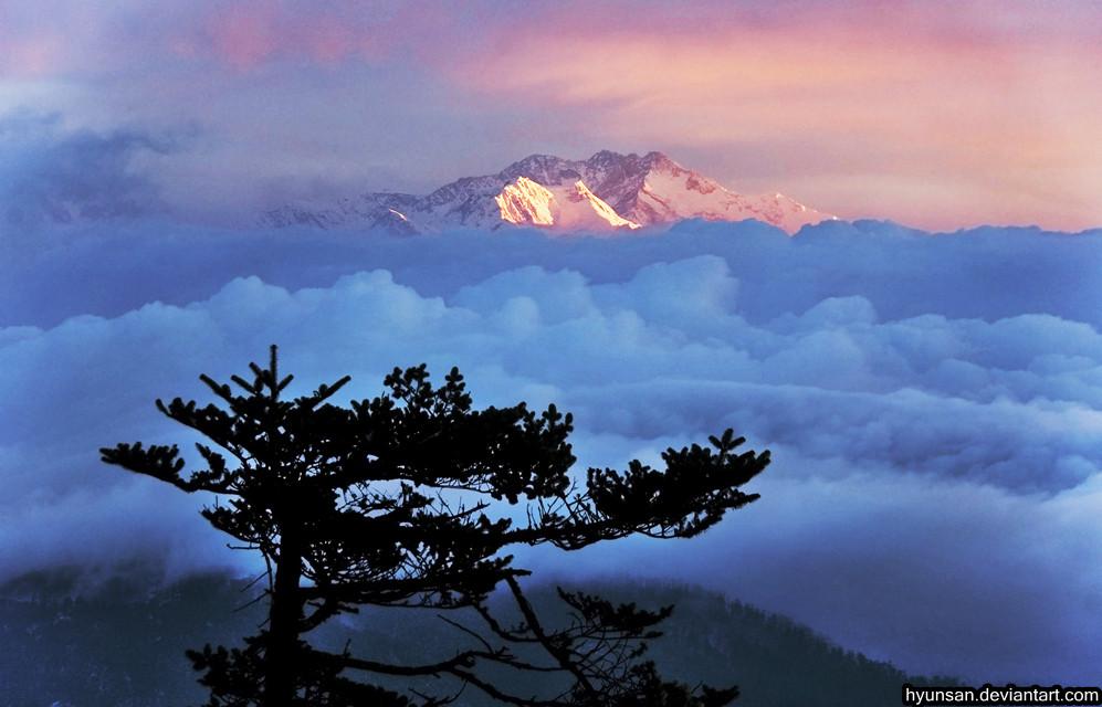 Kangchenjunga ( 8586 mt)