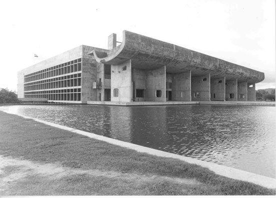 Chandigarh  and Le Corbusier
