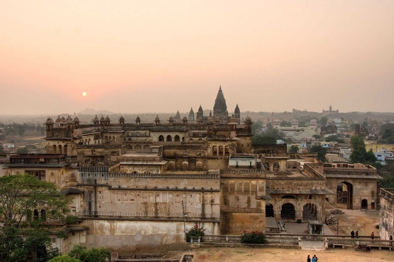 orchha-town