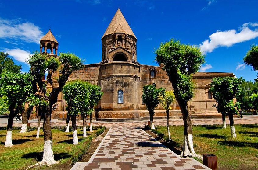 Cattedrale di Echmiadzin