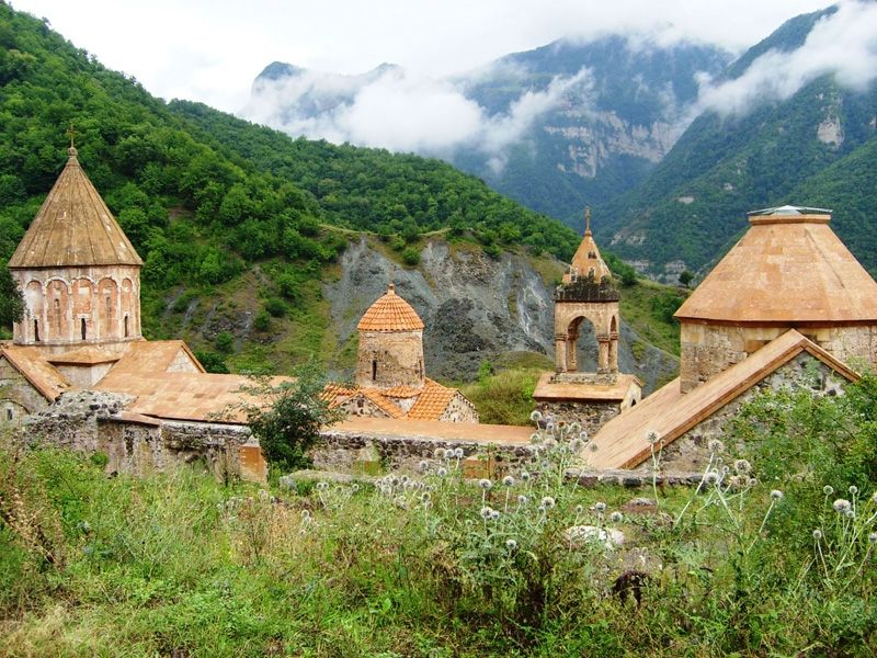 Monastero di Dadivank