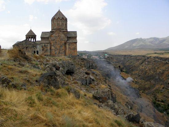 Monastero di Saghmosavank