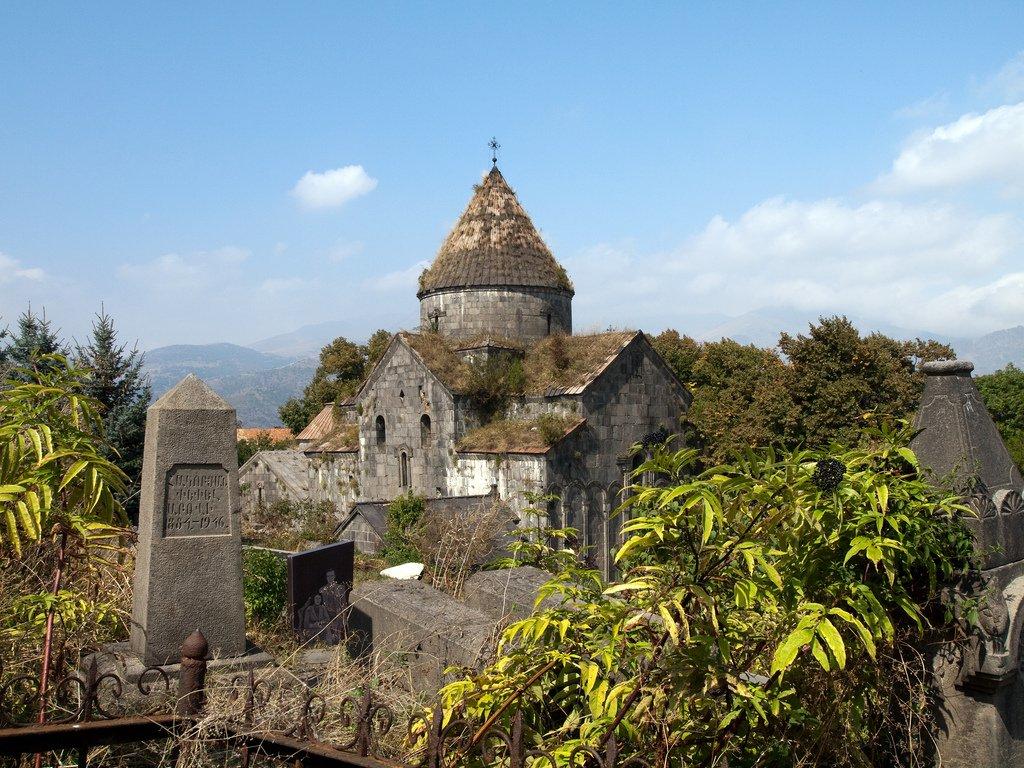 Monastero di Sanahin