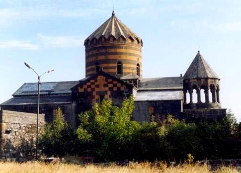 Mughni Monastery