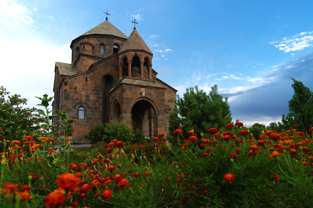 St. Hripsime Church