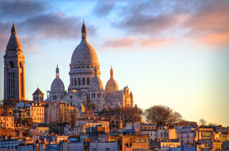 The Sacré-Coeur Basilica