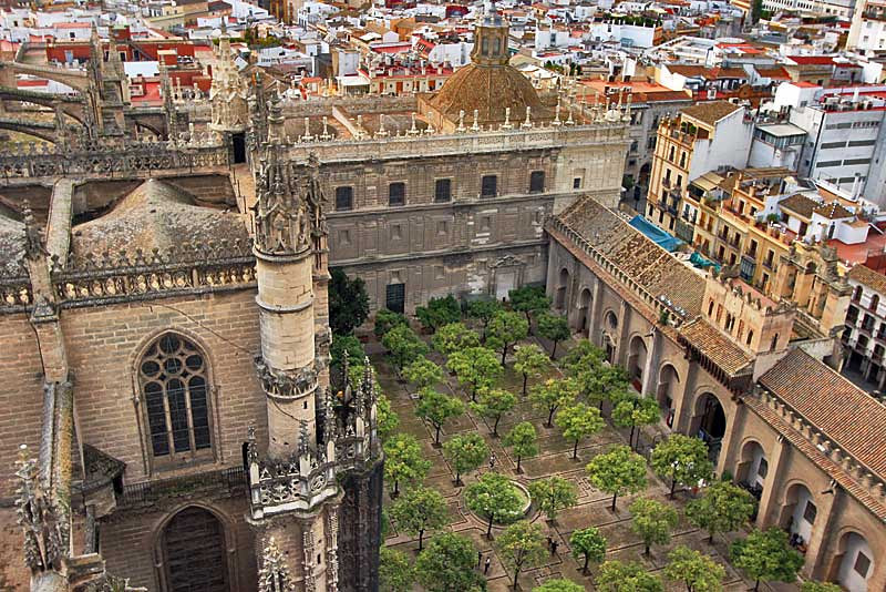 Cathedral of Sevilla