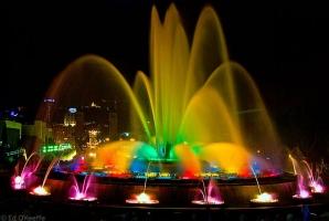 La Fontana Magica di Montjuïc... - Secret World