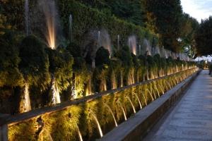 Le  100 fontane di Villa d'Este ... - Secret World