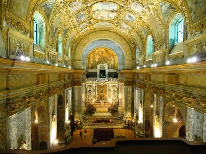 chiesa-di-santa-maria-donnaregina-nuova-secret-world