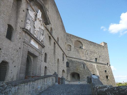 castel-santelmo-secret-world