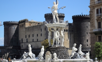 La fontana del Nettuno ... - Secret World