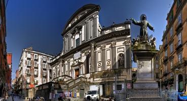 Piazza San Gaetano... - Secret World