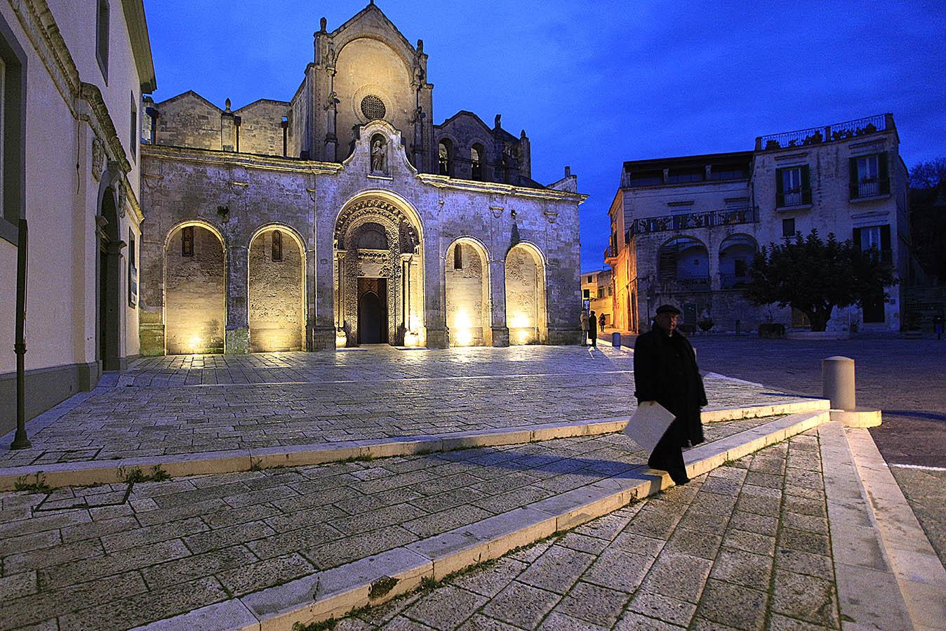 Chiesa di San Giovanni Battista ( Matera )