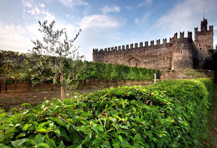 Castello di Bornato e Villa Orlando