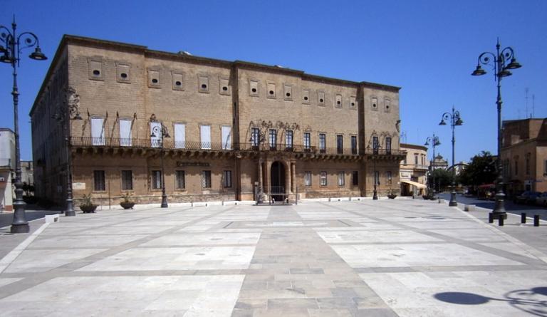 Palazzo Imperiali (attuale Palazzo Filotico)