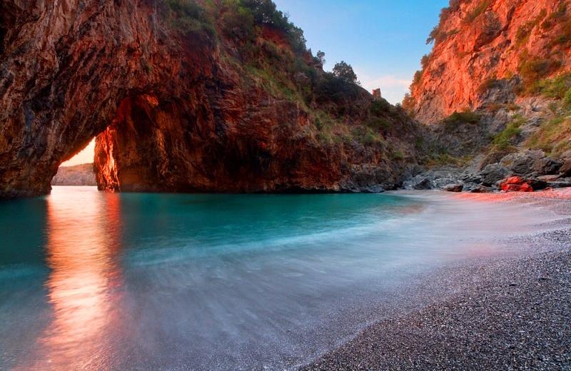 arcomagno-la-spiaggia-segreta-secret-world
