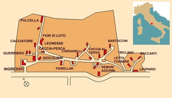 Necropoli di Monterozzi