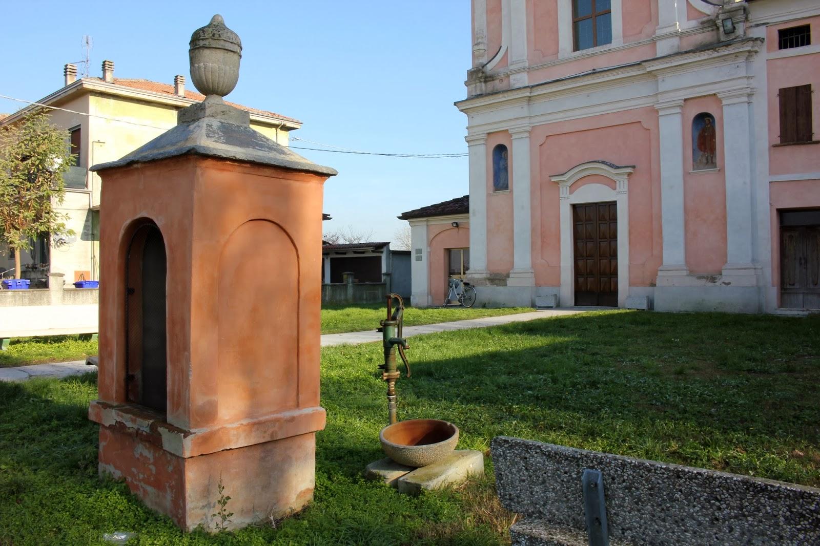 Le fonti Miracolose del Santuario di San Rocco