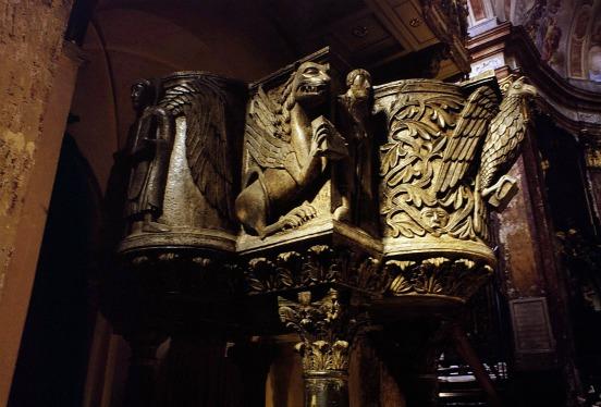 I draghi dell'isola di San Giulio