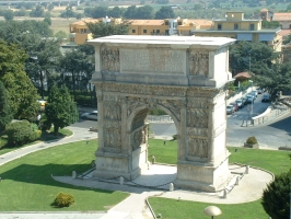 Arco di Traiano... - Secret World