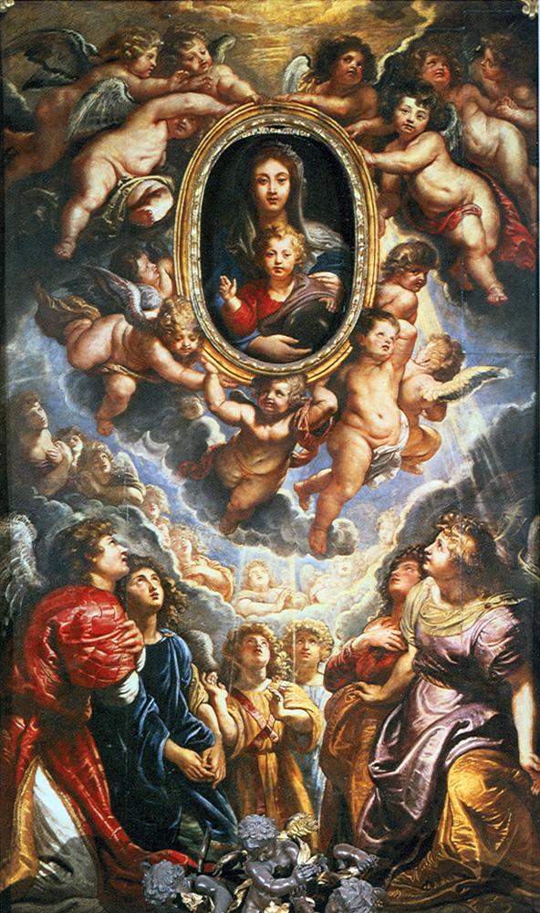 Il dipinto di Rubens che scompare