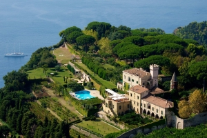 Villa Cimbrone... - Secret World