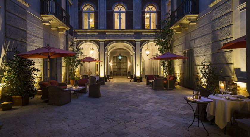 Palazzo Margherita e Francis Ford Coppola